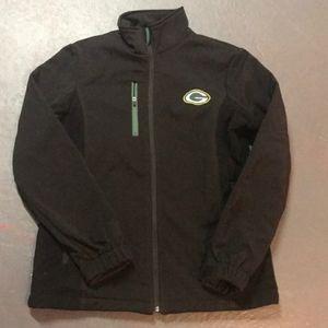 Green Bay Packers zip up jacket